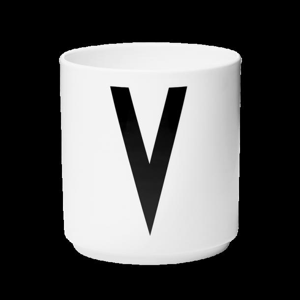 Design Letters Cup V Porcelain