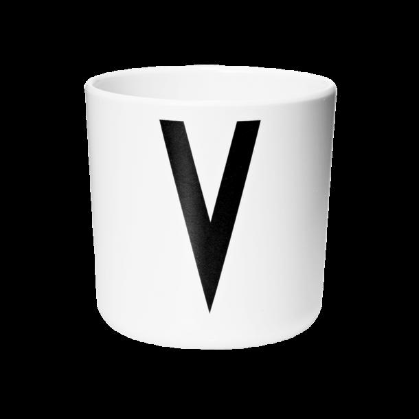 Design Letters Cup V melamine