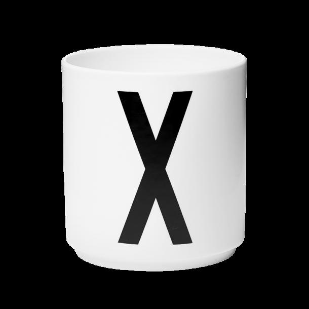 Design Letters Cup X Porcelain