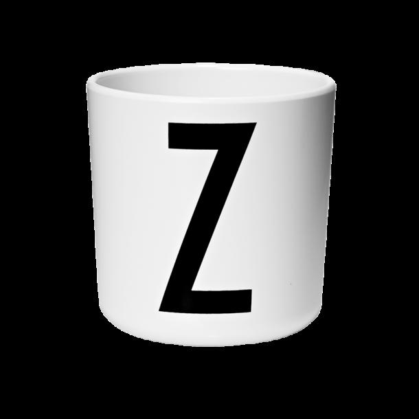 Design Letters Cup Z melamine
